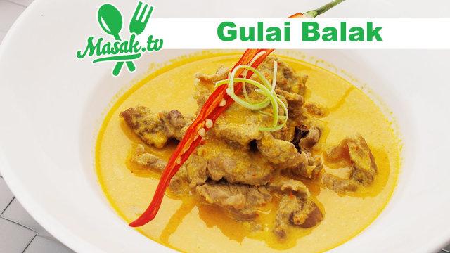 Gulai Balak, Si Pedas Khas Lampung (69517)