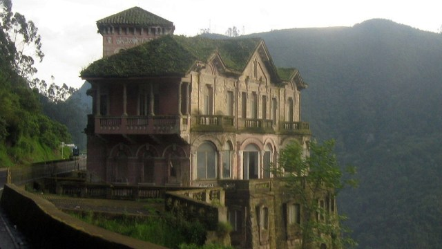 Hotel del Salto, Bogota, Colombia
