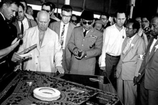 Asian Games 1962 dan Ambisi Soekarno (33994)