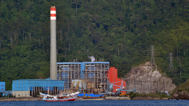 Dampak Pembangunan PLTU Batubara di Buleleng pada Perubahan Iklim (604423)