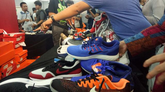 Kehebohan Bazar Nike di Mal Grand Indonesia (224)