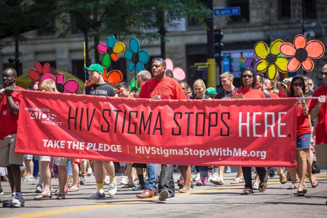 Ilustrasi Dukungan Terhadap Pengidap HIV