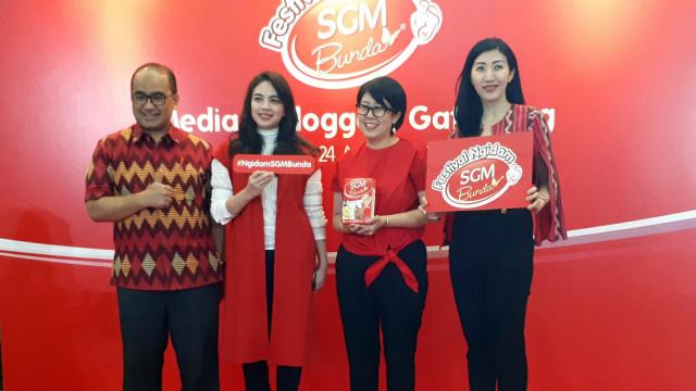 Media Gathering: Festival Ngidam SGM Bunda