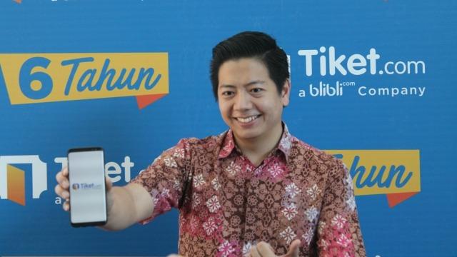 CCO Tiket.com, Mikhael Gaery Undarsa