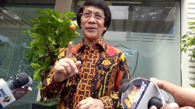 Kak Seto kunjungi Dit Reskrimsus Polda Metro Jaya