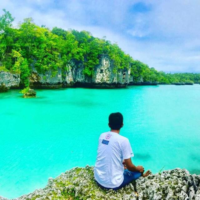 Wisata Ke Snorkeling Di Laguna Pulau Bair