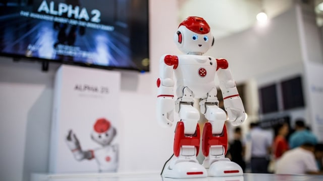 World Robot Conference di Beijing