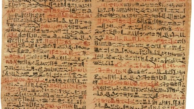 Ilustrasi teks kuno