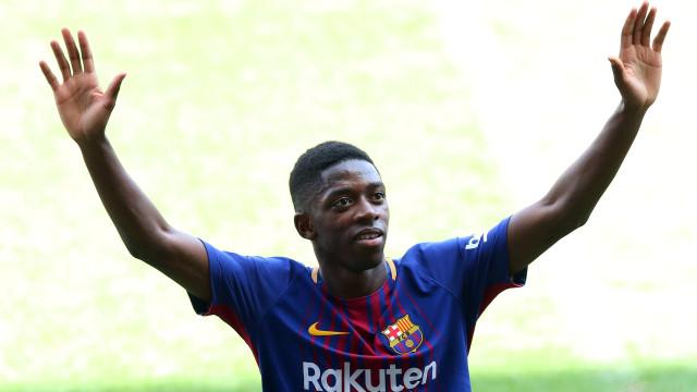 Rumor Transfer: Ousmane Dembele Setuju Pindah ke Juventus  (58391)