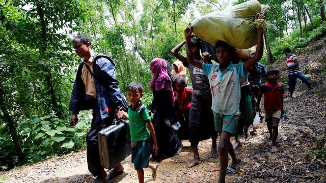 Demi Rohingya, PBB Minta Myanmar Singkirkan Militer dari Politik (15158)