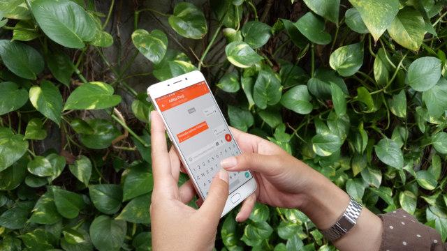 Mengenal Aplikasi Chat Lokal PeSankita yang Dipromosikan Rudiantara (462539)