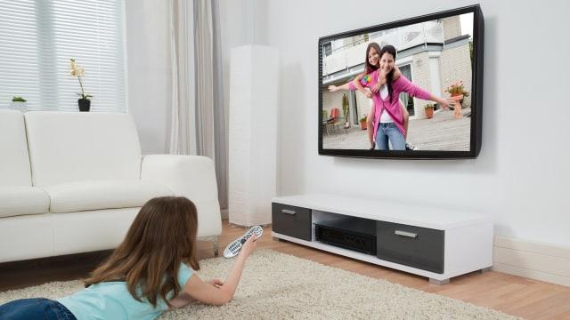 TV di Kamar Anak