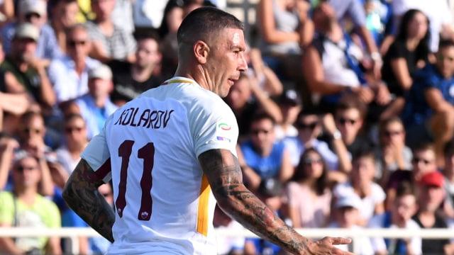 Aleksandar Kolarov, Bek Inter Milan, Positif Corona (2299)
