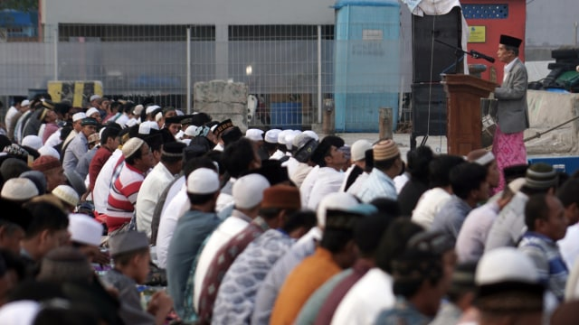 Hasil Sidang Isbat: Idul Adha Jumat, 31 Juli 2020 (14755)