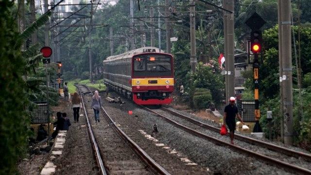 Kereta Commuter Line
