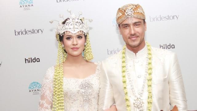 Penikahan Raisa Hamish