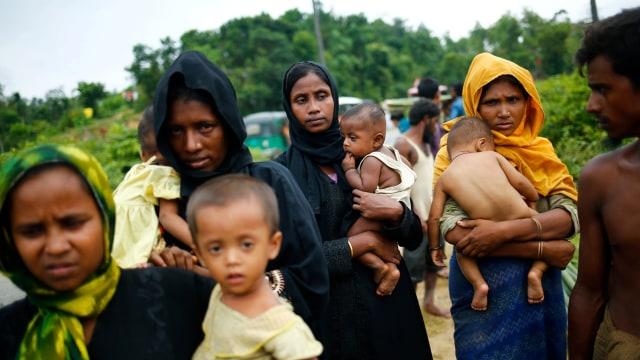 Wanita Rohingya: Saya Beruntung Hanya Diperkosa Tiga Pria (350374)