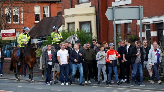 Bagaimana Pengamanan Pertandingan Sepak Bola Dilakukan di Inggris? (6505)