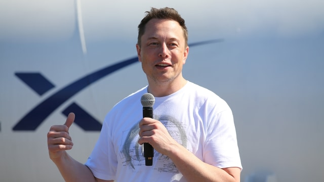 Rahasia Sukses Tetap Produktif dari Miliarder Elon Musk (62644)