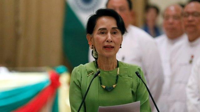 Majelis Umum PBB Minta Negara Anggota Hentikan Aliran Senjata kepada Myanmar (52529)