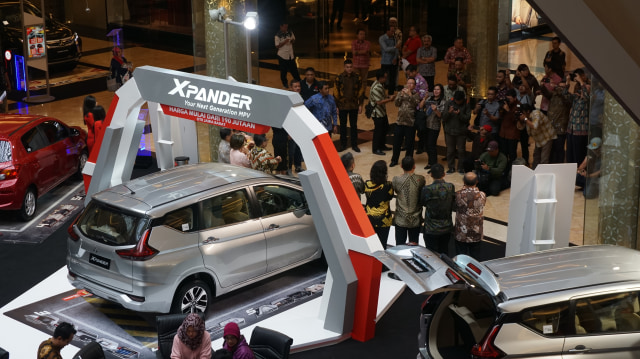 Xpander dan Disrupsi Segmen Low MPV di Indonesia (125524)