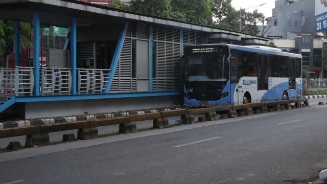 Dishub DKI Akan Gugat Perusahaan Penyedia Bus TransJakarta 2013 (353594)