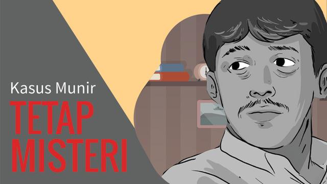 "Jalan Terjal ""Menjaga"" Kasus Munir (7647)"