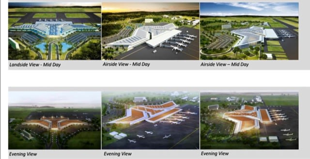 Revitalisasi Bandara Syamsuddin Noor (NOT COV)