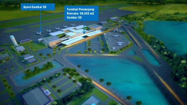Pengembangan Bandara Ahmad Yani Semarang