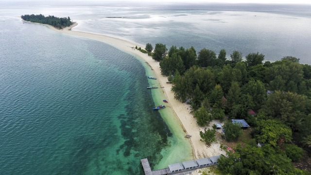 Pulau Dodola di Morotai, Mutiara Cantik dari Maluku Utara (99061)