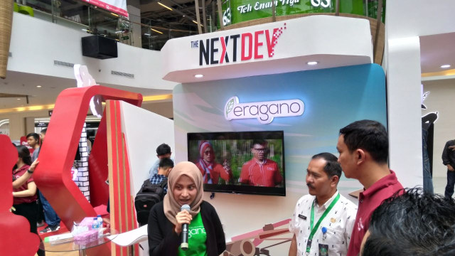 Startup Showcase The NextDev 2017 Bandung