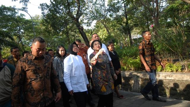 Megawati: Risma Usai Jadi Mensos Tiap Kali ke Sini Nangis, KDRT Makin Besar (39453)