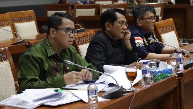 Protes Anggota Komisi III ke KPK: Kami Tak Dipanggil 'Yang Terhormat' (589729)