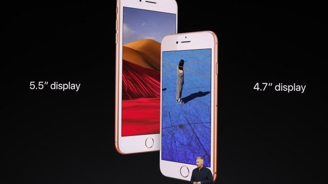Peluncuran iPhone 8 dan iPhone 8 Plus