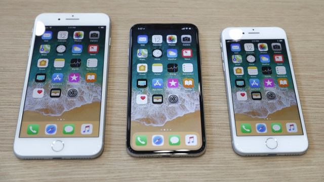Ini Harga Resmi Iphone X Iphone 8 Dan Iphone 8 Plus Di Indonesia