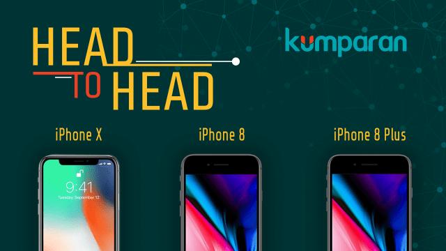 Mengenal iPhone X, iPhone 8, dan iPhone 8 Plus