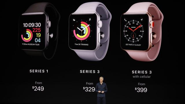 Apple Watch Baru