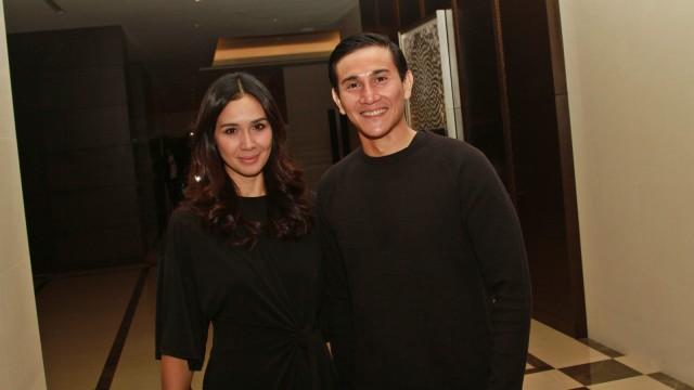 Vino G Bastian dan Marsha Timothy