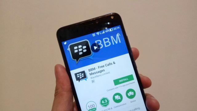 Hari Ini Resmi Tutup, Selamat Tinggal BlackBerry Messenger (7040)