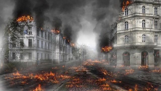 Jam Kiamat Kini 100 Detik Menuju Kehancuran, Apa Maksudnya? (60968)
