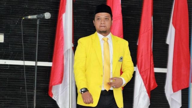 Daniel Mutaqien, Kader Golkar Calon Pendamping Ridwan Kamil di Jabar (102736)