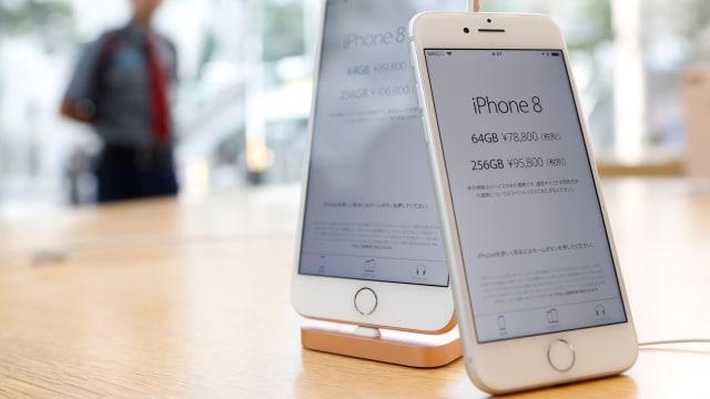 iPhone 8 Plus dan iPhone 8