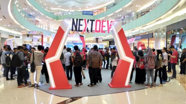 Acara Startup Showcase The NextDev Academy