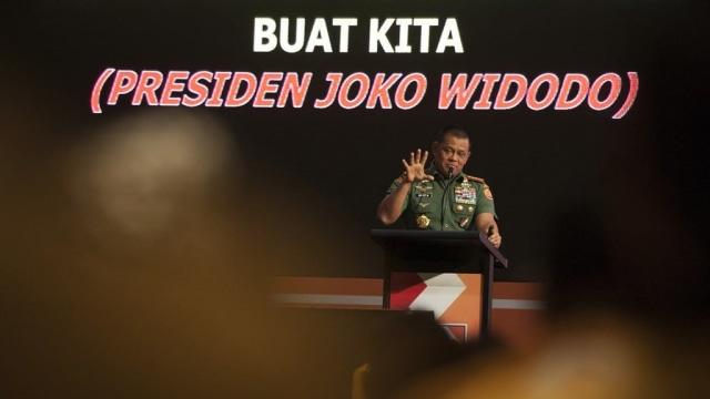 Penolakan Panglima TNI Bertentangan dengan Undangan Militer AS (604)