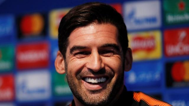 Tottenham Hotspur Pepet Mantan Pelatih AS Roma Paulo Fonseca (9703)