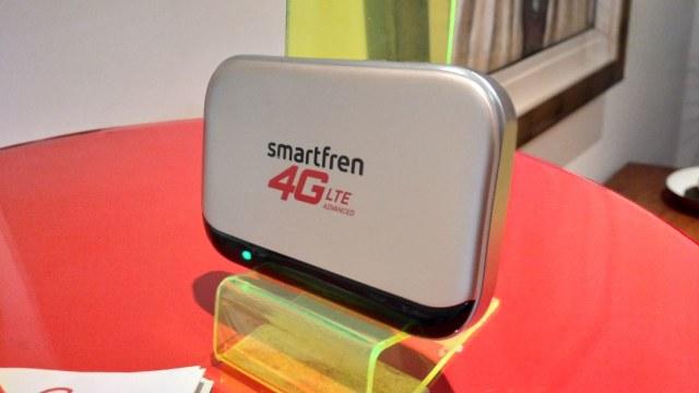 Modem WiFi M5 Smartfren