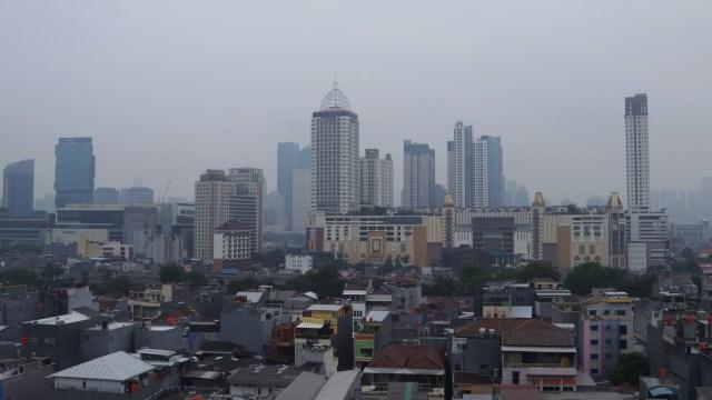 Cuaca Hari Ini: Jakarta Cerah Pagi Hari, Siang Hujan (804392)