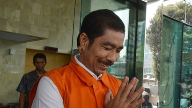 Romi Herton, mantan wali kota Palembang