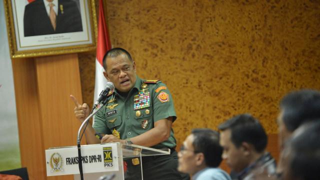 Penolakan Panglima TNI Bertentangan dengan Undangan Militer AS (603)
