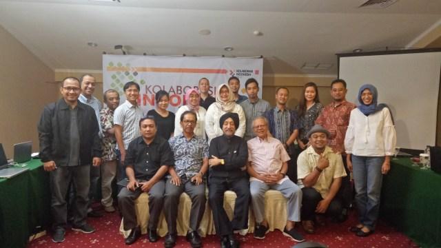 Webinar Kolaborasi Indonesia